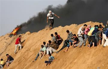 Israel recibe un llamado de la comunidad internacional ante la masacre de palestinos