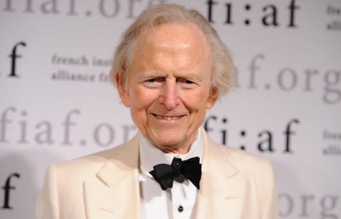 Murió el escritor Tom Wolfe, creador del