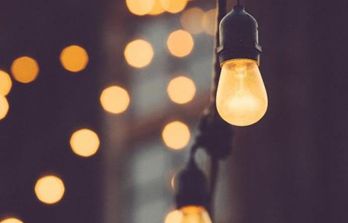 Anuncian nueva tarifa para el consumo eléctrico domiciliario
