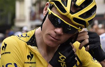 Chris Froome :