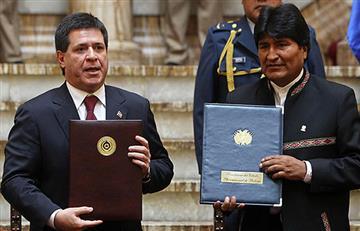 Bolivia expresa interés de fortalecer relaciones comerciales con Paraguay
