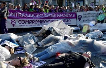 España: Múltiples protestas contra