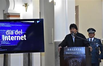 Evo presenta plataformas digitales para celebrar el Día de Internet