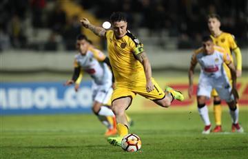 Peñarol derrotó a The Strongest: Reviva el Minuto a Minuto