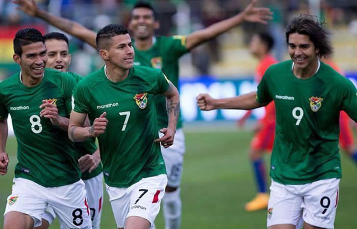 Selección Bolivia se mantiene en el ranking FIFA y así se ubica