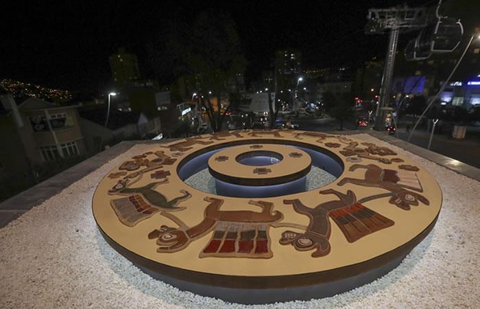 Teleférico de La Paz estrena museo y es 'esencia' boliviana