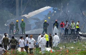 Cuba: Tragedia por la caída de un avión comercial con 104 pasajeros
