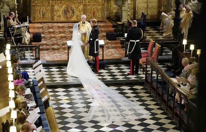 Boda real: Las mejores imágenes de la boda del príncipe Harry y Meghan Markle