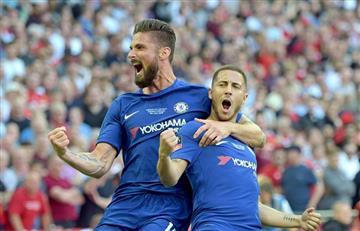 Chelsea vence al Manchester United y es campeón de la FA Cup