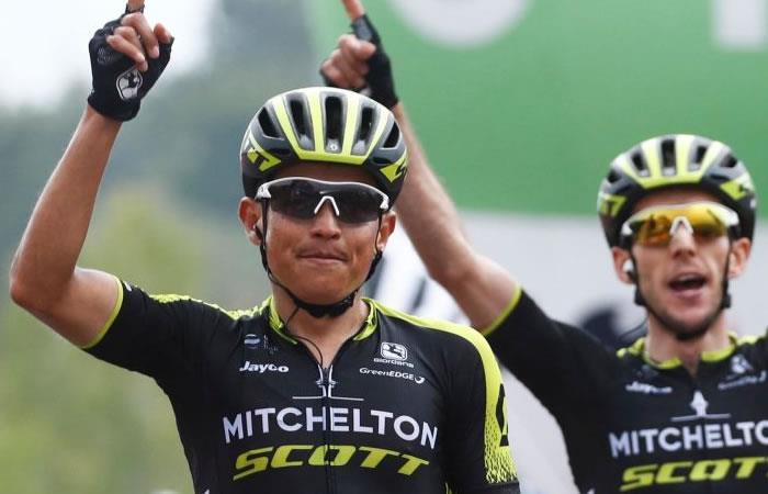 Giro de Italia: Transmisión EN VIVO y en directo de la etapa 14
