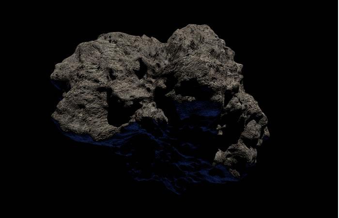 Descubren el primer meteorito inmigrante y permanente en el Sistema Solar