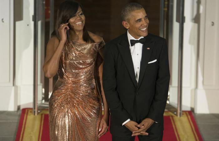 Barack y Michelle Obama producirán películas y series para Netflix
