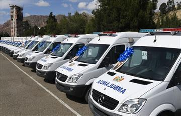 Ministerio de Salud movilizará 50 ambulancias para Juegos Suramericanos