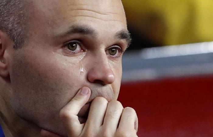 Andrés Iniesta sale del Barcelona pero… ¿cuál será su destino?