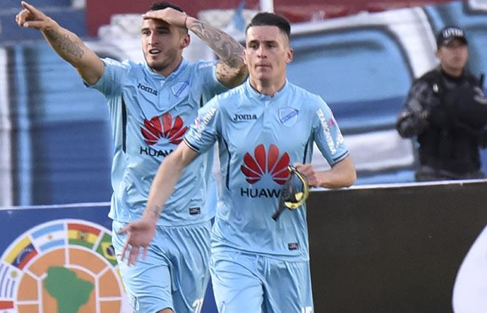 Bolívar espera a Delfín con la esperanza de la Copa Libertadores