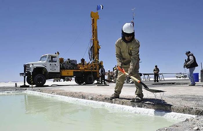 Bolivia pierde millonario contrato con la firma chilena Quiborax