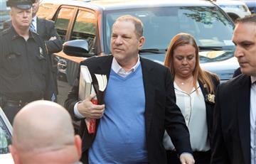 Harvey Weinstein finalmente es arrestado por delitos de acoso