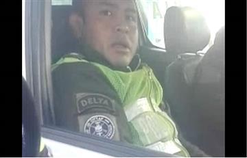 La Paz: Alcaldía procesa al policía que golpeó a funcionaria de la GMT