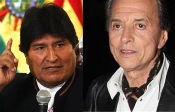 """""""Palito"""" Ortega aboga por mar para Bolivia y Morales agradece así"""