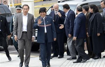 Presidentes de Perú y Bolivia se reunirán en junio para el proyecto bioceánico