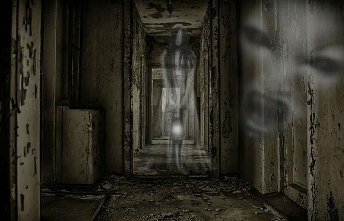 Video: Espeluznante presencia paranormal se registró en una comisaría