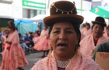 Bolivia: Una mezcla de música tradicional y metal se une en pro de la mujer