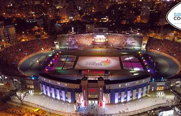 ¡La ceremonia inaugural de los Suramericanos fue una fiesta total!