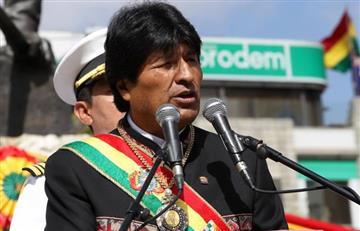 Morales saluda a las mamás bolivianas en su día