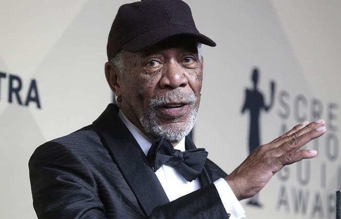 Morgan Freeman reitera sus disculpas y asegura que no agredió a ninguna mujer
