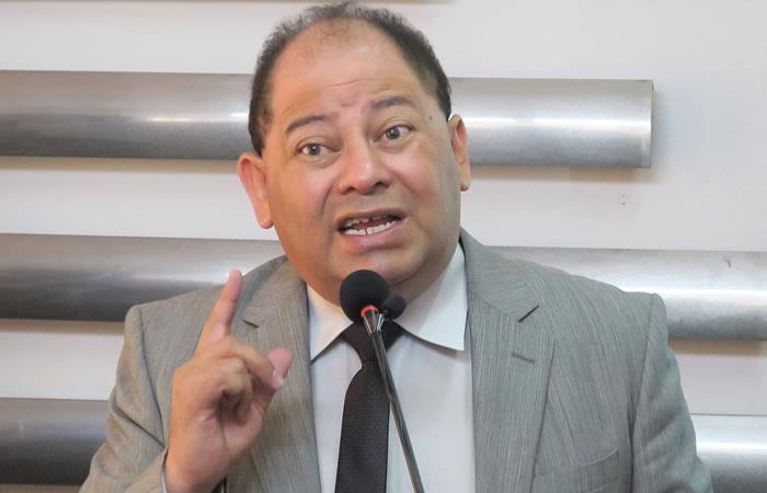 Romero denunció que la movilización de la UPEA buscaba otras cosas