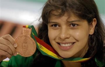 Karen Tórrez gana la segunda medalla para Bolivia en los Juegos Suramericanos