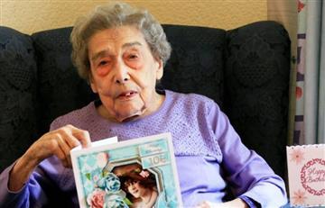 No tener novio es la clave para la longevidad, según anciana de 106 años