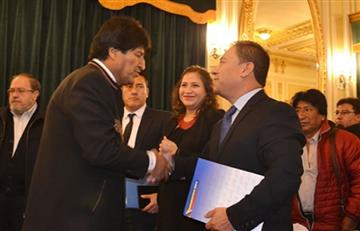 Rodolfo Rocabado remplaza a Ariana Campero en el Ministerio de Salud