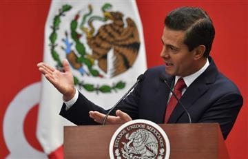 Fuerte tensión entre EEUU y México por el controvertido muro fronterizo de Trump
