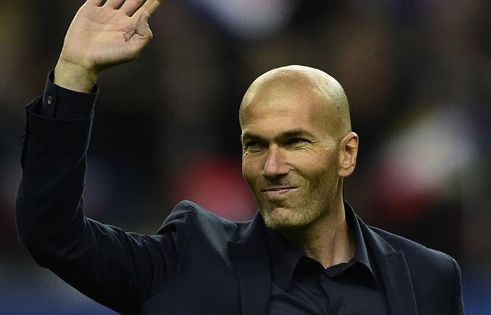 Zidane deja el Real Madrid y conmueve con estas palabras