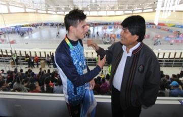 Evo Morales postulará a Bolivia para ser sede de los Juegos Panamericanos 2027