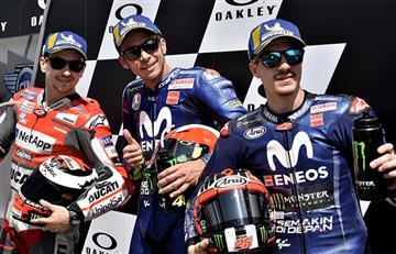 Valentino Rossi logra la pole position del Gran Premio de Italia