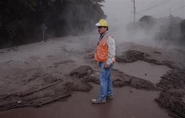 ¿Qué se sabe de la erupción del volcán Fuego en Guatemala?