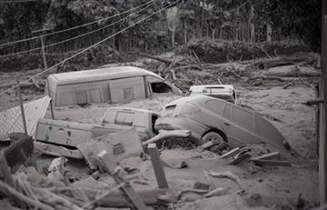 Continúa la búsqueda de víctimas tras erupción de volcán en Guatemala