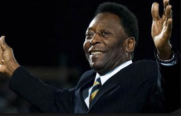"""Pelé: """"todavía no tenemos el equipo adecuado"""""""