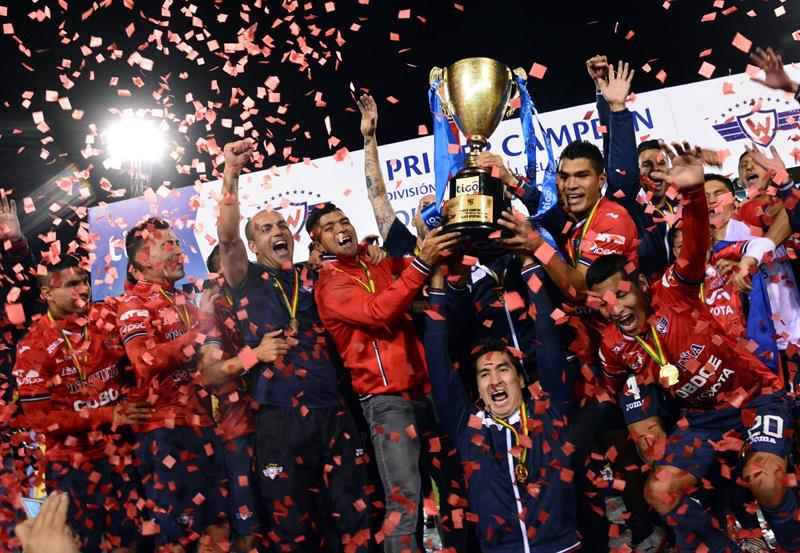 Wilstermann superó a The Strongest y se coronó campeón del Apertura boliviano