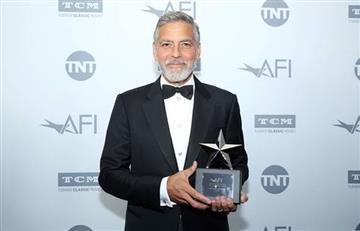Premios AFI: EN VIVO detalles de la alfombra roja y el galardón a George Clooney