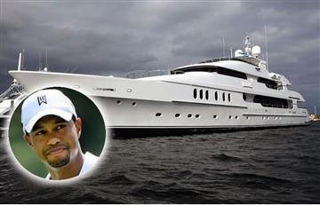 Tiger Woods se alojará en su lujoso yate de 20 millones de dólares durante el U.S Open