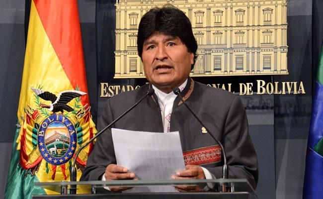 Morales dotará premios por USD $570.000 a 66 medallistas de Bolivia