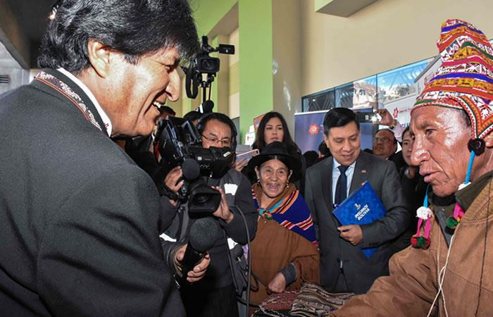 Bolivia será la sede del 8º Encuentro Empresarial Andino en el 2019