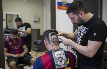 Messi y Ronaldo en la cabeza, la nueva tendencia de Rusia 2018