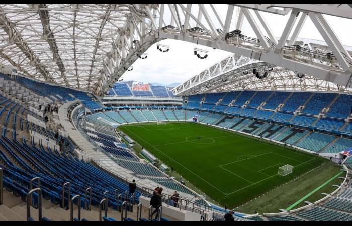 Foto: AFP. El top de los mejores estadios del mundial
