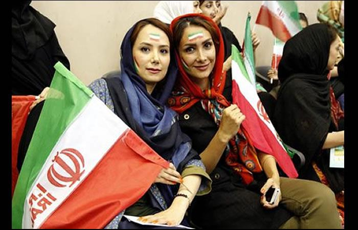 Foto: EFE. Irán prohíbe a familias ver partidos mundialistas
