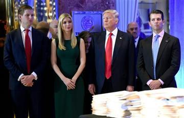 Por usar su fundación con fines personales y políticos, Nueva York denuncia a Trump