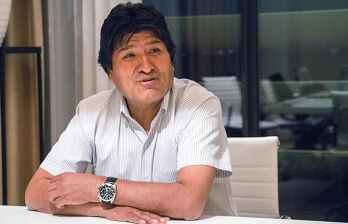 Evo Morales cumplirá agenda apretada en temas comerciales con China